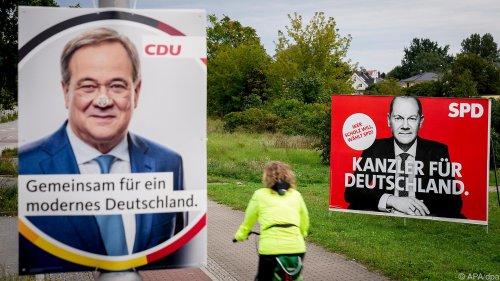 Deutsche halten Rennen ums Kanzleramt noch für offen