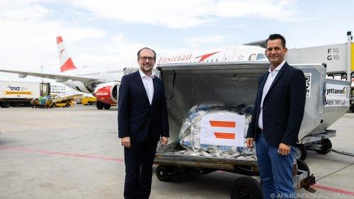 Österreich spendet 50.000 Impfdosen an Tunesien