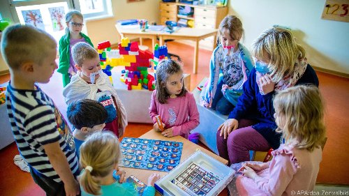 Auch Lehrer sollen in Kindergärten quereinsteigen können
