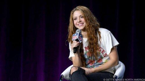 """Shakira: """"Meine Musik ist für jeden, aber nicht für mich"""""""