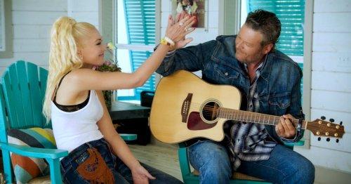 Erste Hochzeitsfotos: Gwen Stefani trug Cowboystiefel zum Brautkleid