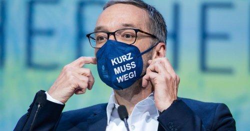 "FPÖ will Sonder-Nationalrat zu Corona-""Skandalen"""