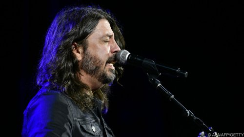 Rockmusiker Dave Grohl outet sich als Abba-Fan