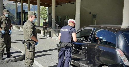 Österreich verstärkt Grenzschutz wegen Migrationsdruck