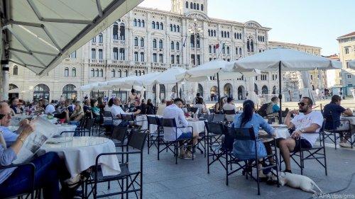 Capo, Deca, Nero: Zum Kaffeetrinken nach Triest
