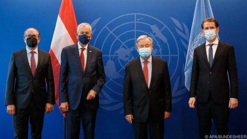 """Schallenberg besorgt: """"Pandemie der Ungeimpften"""""""
