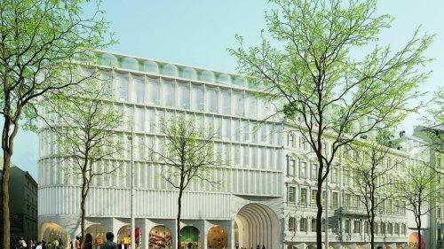 Leiner-Haus wird ab Mai abgerissen und zum KaDeWe Wien