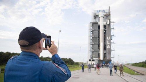 """Zweiter unbemannter """"Starliner""""-Testflug zur ISS startet"""