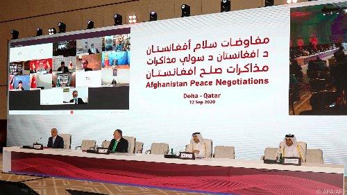 Friedensgespräche in Afghanistan wieder aufgenommen
