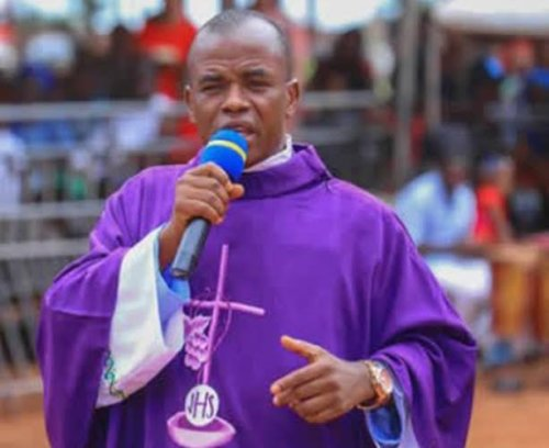 Mbaka explains 'disappearance', says he was summoned by Catholic Diocese