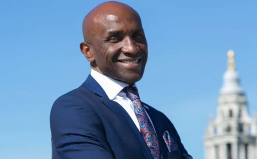 Nims Obunge: Meet Nigerian running to be London Mayor