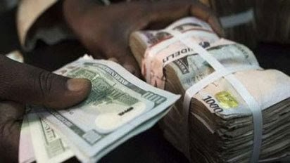 Naira dips at official window as external reserves slump to record lowest