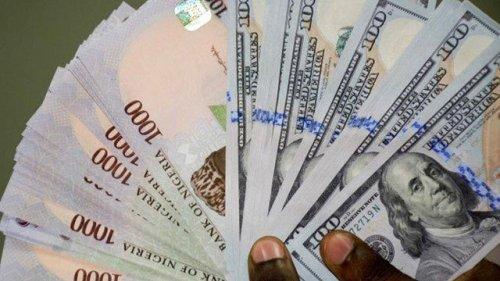 Naira appreciates against the dollar to close at N410