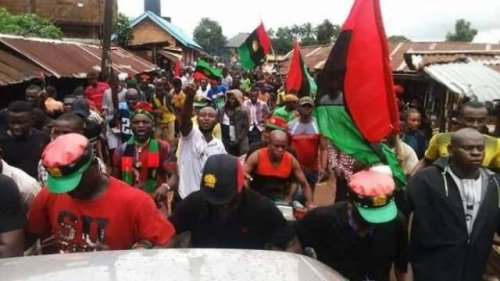 Why we offered asylum to 'persecuted' IPOB, MASSOB members — UK