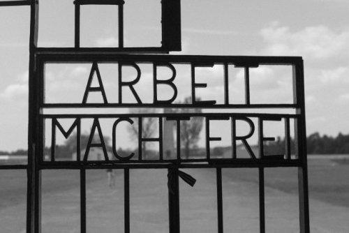 Besuch im KZ Sachsenhausen