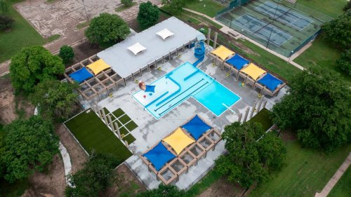 Good news for water lovers: Wichita's swimming pools will stay open through Labor Day