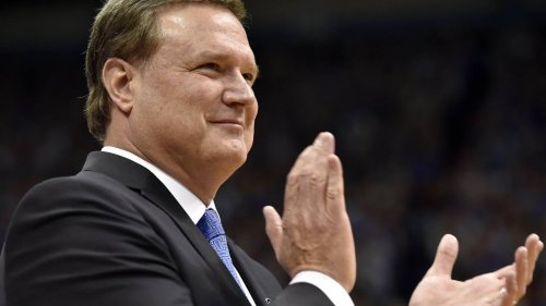 Here's Bill Self's take on NCAA's one-time transfer rule with immediate eligibility