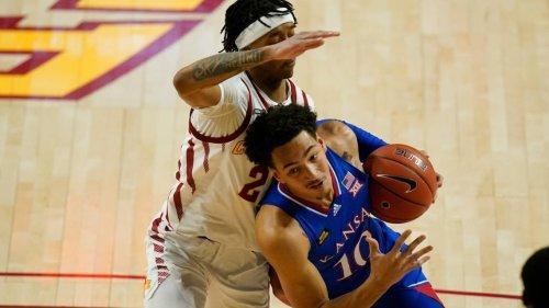KU's Jalen Wilson, Marcus Garrett awarded two of 40 spots at NBA G League Elite Camp