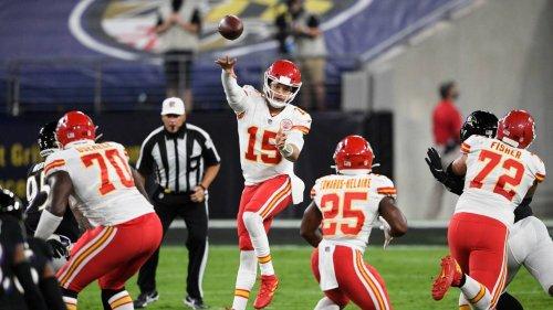 Kansas City Chiefs' Patrick Mahomes is second on NFLPA list of social-media engagement