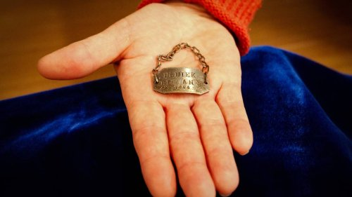 Bracelet secretly made in Nazi camp returned to Missouri man's family decades later