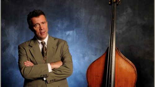 Power bass: Edgar Meyer, coming to Kansas City, gets the most out of this instrument
