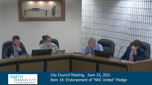 'An embarrassment': Some say North Kansas City official should resign for LGBT remarks