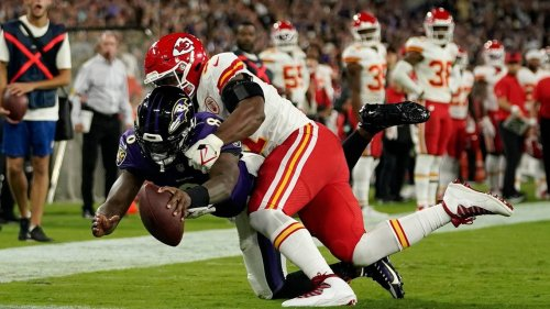 Chiefs grades: Loss to Ravens was a meltdown; haven't said that often in Mahomes Era