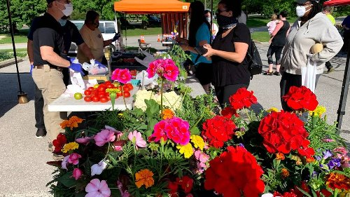 Wish list for 2021? For many, it's to get out and admire the goods at farmers markets