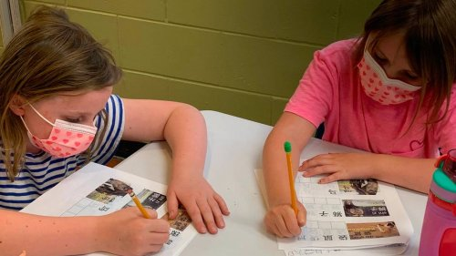 Blue Valley's camp offers kids a chance to immerse in Chinese language, culture