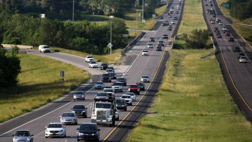 Kansas approves the state's first-ever express toll lanes on Johnson County highway