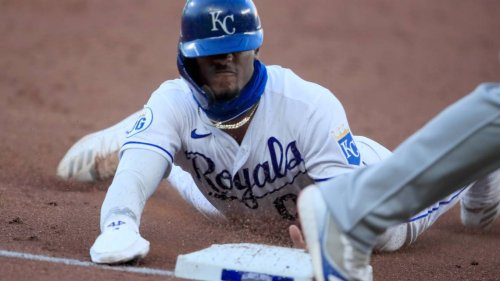 Royals trade speedster Nick Heath to Arizona Diamondbacks for minor-league arm