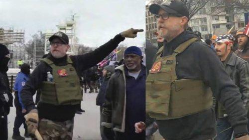 'I started a revolution.' Capitol riot filing reveals phone calls of Olathe Proud Boy