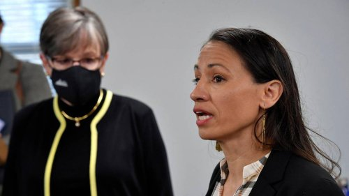 Kansas Chamber cuts ties with U.S. Chamber of Commerce over Sharice Davids endorsement
