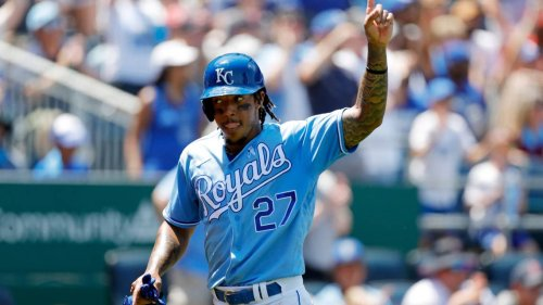 Why Adalberto Mondesi was taken out of Kansas City Royals' Sunday win over the Red Sox