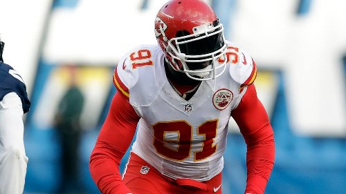 Tamba Hali is signing with the Kansas City Chiefs again. Well, for one day, anyway