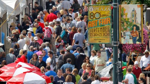 Kansas City Country Club Plaza announces Art Fair this fall, this time with crowds