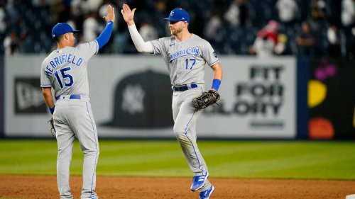 Why the Kansas City Royals don't have to crumple without Adalberto Mondesi