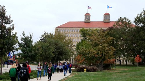 These three Kansas universities will require employees to be vaccinated by next month