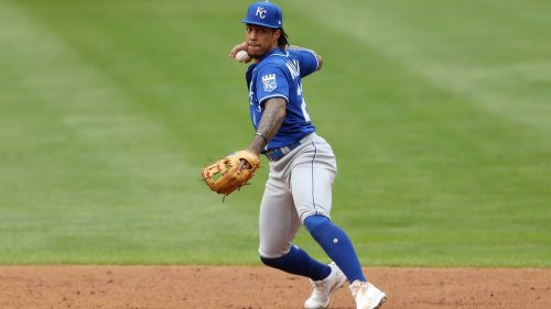 Kansas City Royals reinstated shortstop Adalberto Mondesi from the IL Tuesday evening