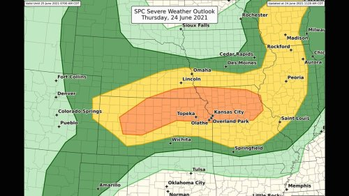 Threat of severe storms remains for Kansas City. Here's what to look out for