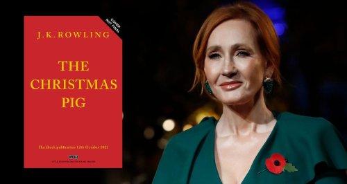 J.K. Rowling Yeni Romanı The Christmas Pig ile Geliyor – Kayıp Rıhtım