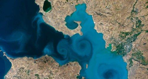 NASA Dünya Turnuvası Galibi Van Gölü Oldu – Kayıp Rıhtım