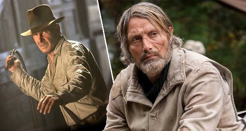 Mads Mikkelsen, Indiana Jones 5'ta Başroller Arasına Katıldı – Kayıp Rıhtım