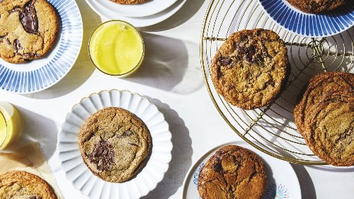 Talkin' about a grain revolution: How to use 7 ancient flours for chocolate chip cookies
