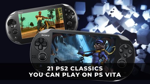 21 PS2 Classics You Can Play on PS Vita - KeenGamer