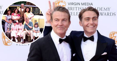 Bradley Walsh's son Barney to co-star in The Darling Buds of May reboot