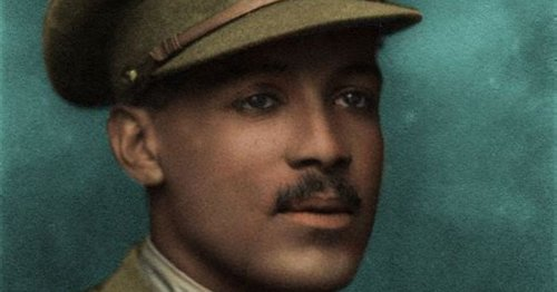Kent-born first black officer in WWI honoured on Songs of Praise