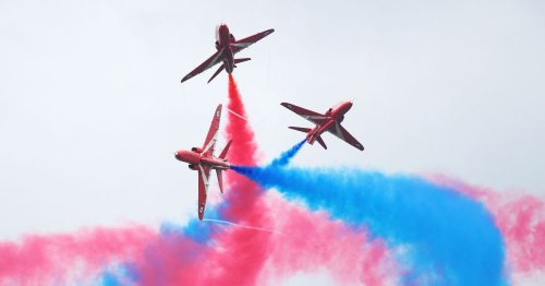 Red Arrows could fly foreign jets for first time in their history