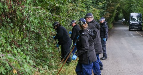 Sabrina Nessa police searching land in Tunbridge Wells