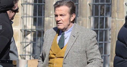 First picture shows Bradley Walsh as Pop in Darling Buds reboot